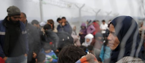 Die EU muss eine eigene Flüchtlingspolitik entwickeln.  Foto: REUTERS