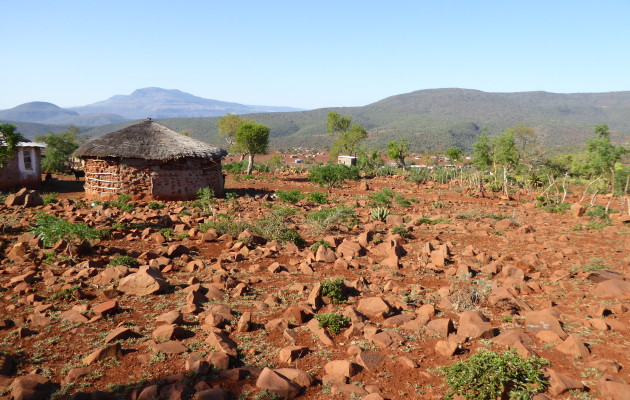 eMsinga, KwaZulu-Natal, Südafrika
