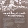 Militärfahrzeuge für das Apartheidregime