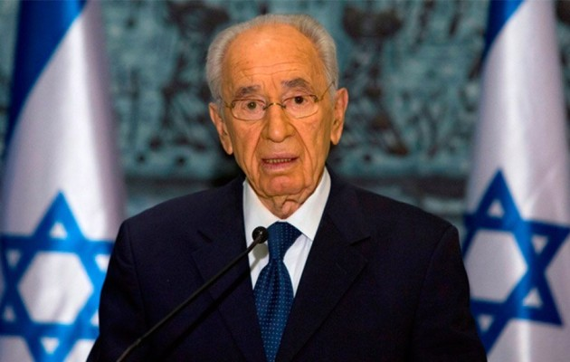 img SHIMON PERES, Nobel Winner and Giant of Israeli Politics