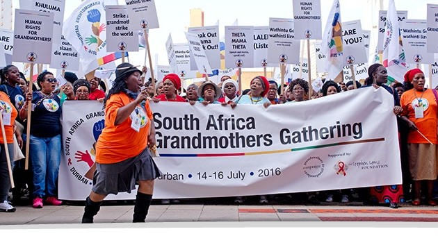 South Africa Grandmothers Gathering_Durban_14-16 July 2016