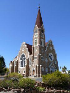 Christuskirche Windhoek