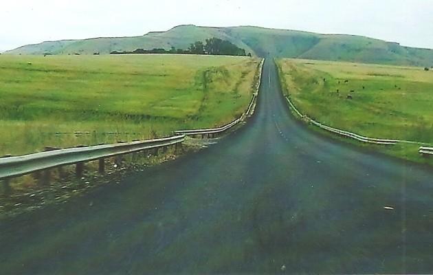 Der Weg zurück - zum langen Weg in die Freiheit