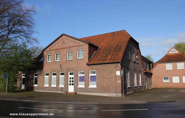 Schiefer Stiefel in Oldenburg
